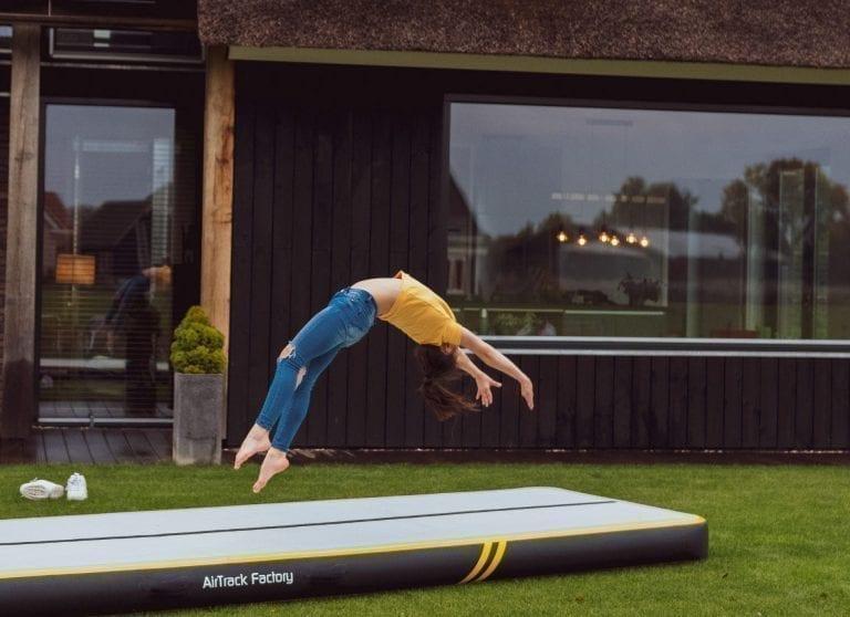 AirTrack Spark Gymnastics