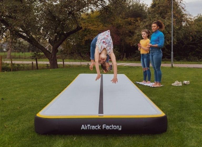 AirTrack Spark Home Gymnastics