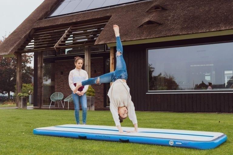 AirFloor Home gymnastics