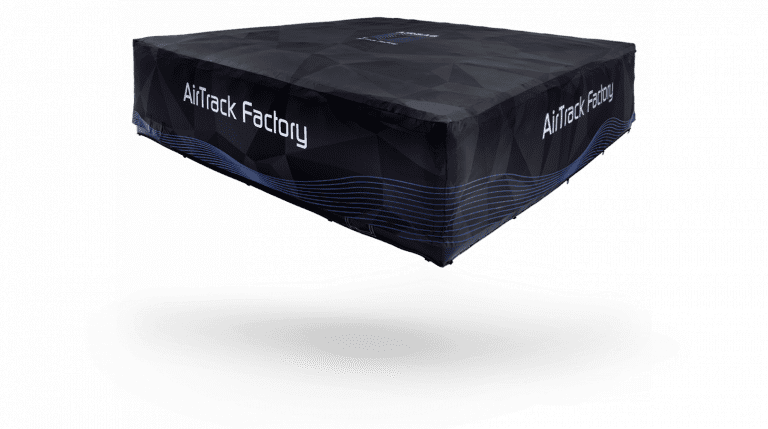 Inflatable AirBag for Trampoline parks