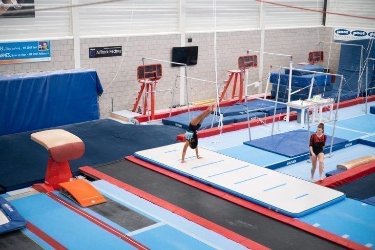 AirFloor Gymnastics Landing AirBag