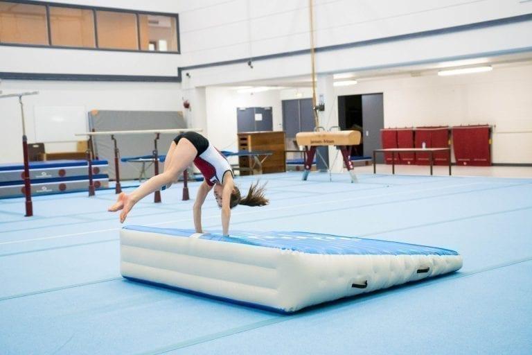 AirIncline Gymnastics by AirTrackFactory