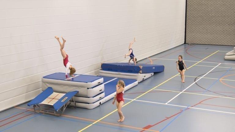 AirTrack Set Gymnastik
