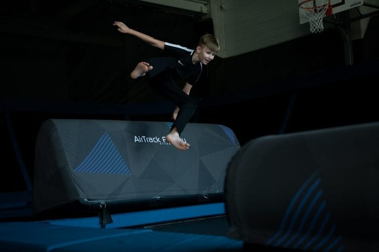 AirObstacle the trampoline obstacle