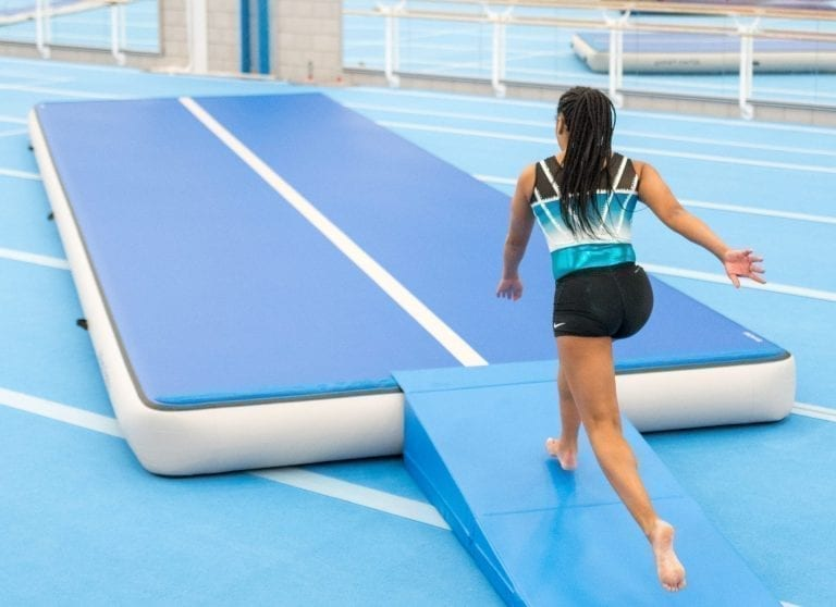 AirTrack-Factory Foldable Startramp run up gymnast