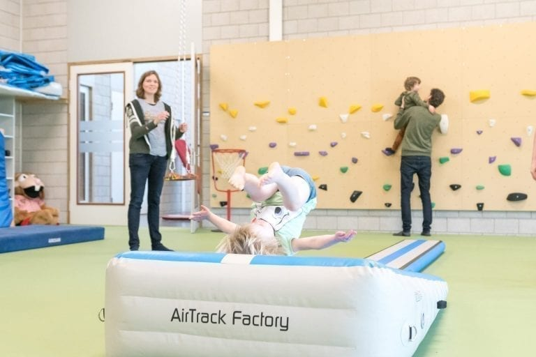AirTrack Roll Kid