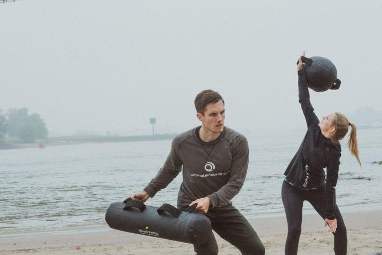 AquaBag AquaBall Training