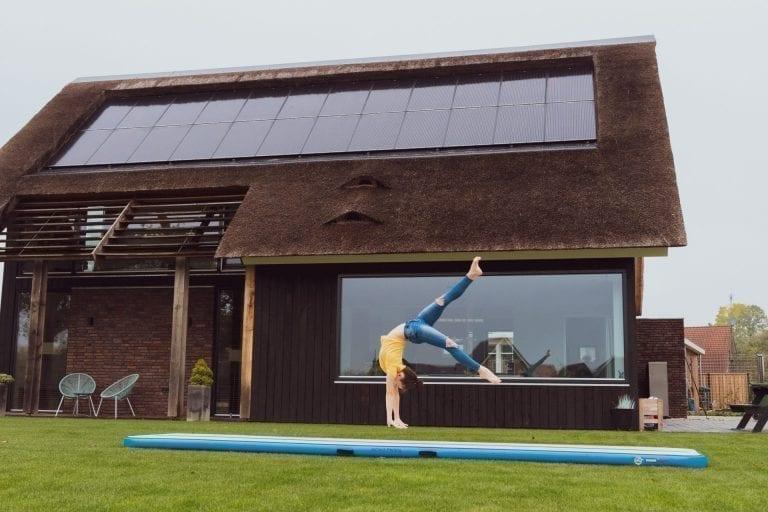 AirTrack Factory AirFloor Home XL gymnastics