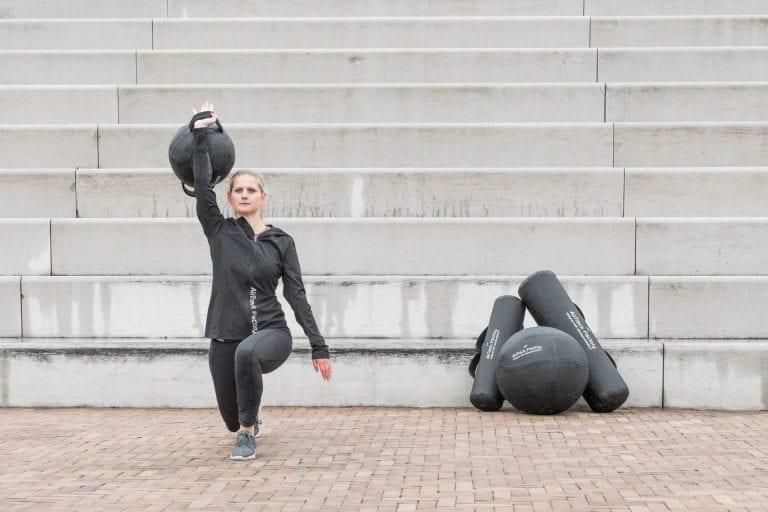 Inbalance training AquaBall